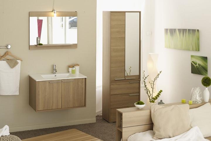 Pour une d coration zen tendances dressings et placard - Quelle couleur pour salle de bain ...