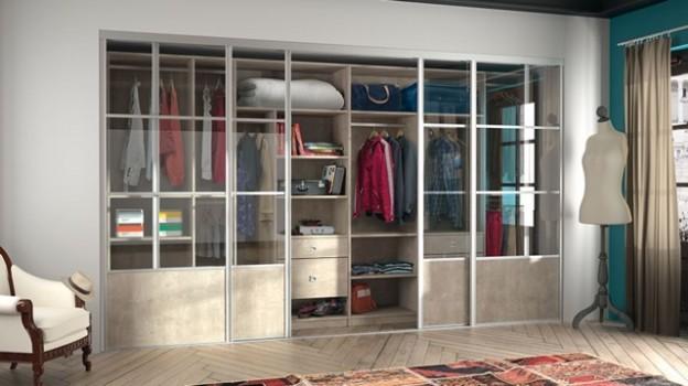 tendances dressings et placard un site utilisant wordpress. Black Bedroom Furniture Sets. Home Design Ideas
