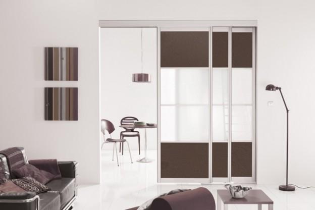 portes coulissantes tendances dressings et placard. Black Bedroom Furniture Sets. Home Design Ideas
