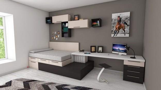 décoration d'intérieur : comment décorer une petite chambre