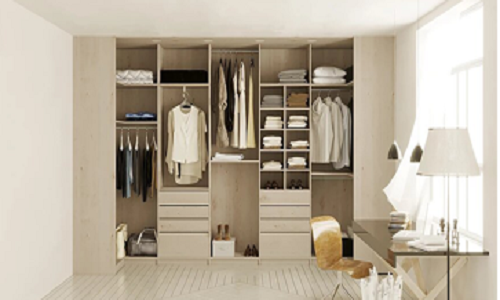 organisation du dressing